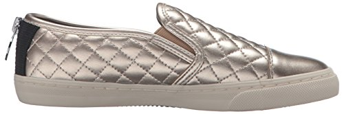 Geox D New Club C - Zapatillas Mujer Gold (CHAMPAGNECB500)
