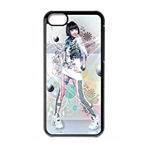 iPhone 5c Cell Phone Case Black Minzy Ne NQK