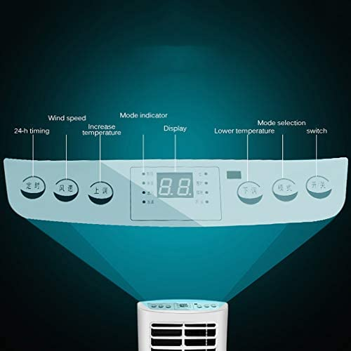 Compacte 3-in-1 Draagbare Airconditioning, AC-ventilator En Ontvochtiging Met Afstandsbediening, Stille, Energiezuinige, Zelfverdampende AC-unit Voor Gebruik In Eenpersoonskamer 13Bfw1cf