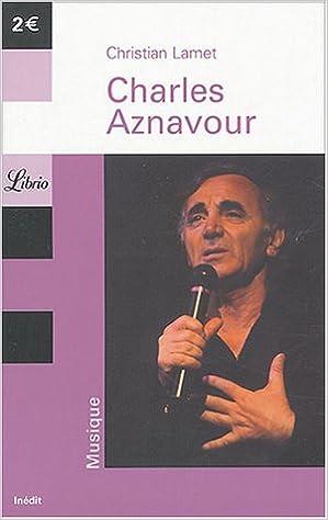 Download Charles Aznavour pdf ebook