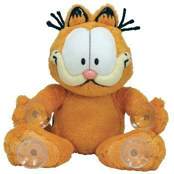 Garfield- Stuck on You Ty Beanie Baby by Beanie Babies