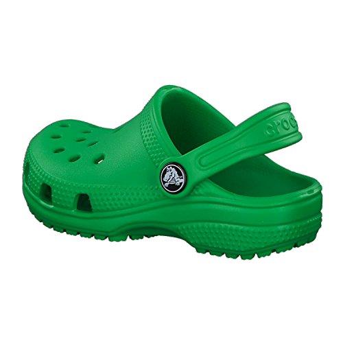 Crocs Classic Kinder Clog Gras-Grün