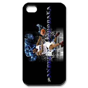 Professional basketball player Andre Iguodala,Baron Davis,Chris Webber series For iPhone 4,4S Csaes phone Case THQ139506