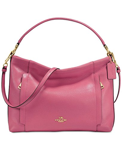 COACH Rouge Gold Hobo Medium Light Scout frqwFf