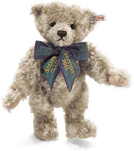 "Steiff Club Bear 2011 Annual Edition 12"" Grey Mohair, used for sale  Delivered anywhere in USA"