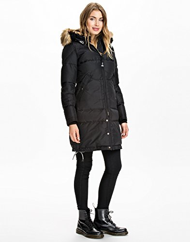 parajumpers long bear coat review