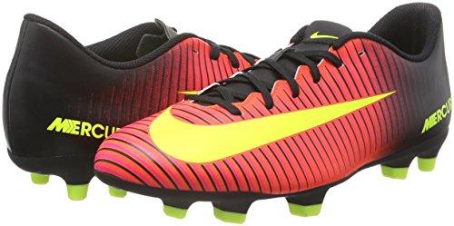 Vortex Mercurial Rouge Da black Volt pink vert Iii Scarpe Fg Nike Blast Uomo Calcio Multicolore Crimson total 5dwXUvqx
