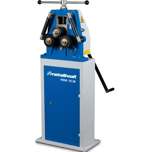 Metallkraft PRM 10 M - Curvadora de perfiles manual