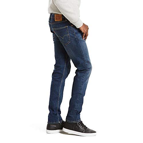 Levi's Men's 502 Regular Taper Fit Jean, Panda, 34W x 32L