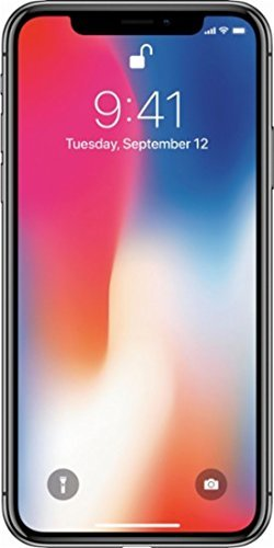 Apple Iphone X 64GB GSM Unlocked - US warranty (Space gray)