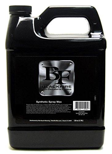 Blackfire Pro Detailers Choice BF-320-128 Synthetic Spray Wax, 128 oz.