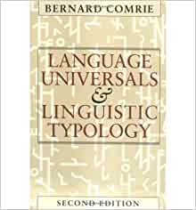 linguistic typology essay View essay - ling127 term paper from linguistic 127 at ucla linguistics 127 linguistic typology of thai 1 introduction this paper covers the linguistic typology of thai, also known as.