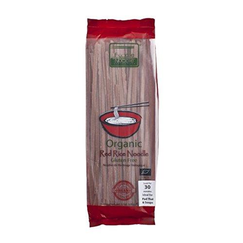 Foodle Noodle Organic Red Jasmine Rice Noodles 220g.