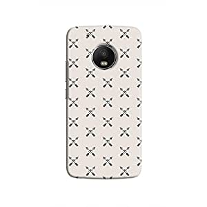 Cover It Up - Crossed Arrows Moto G5Hard Case