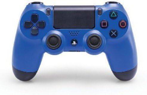 Sony - Mando DualShock 4, Color Azul (PlayStation 4): Amazon.es ...