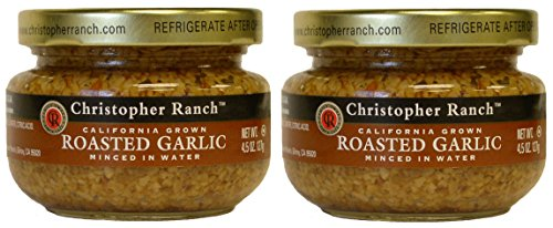 Minced Green Onions (Christopher Ranch MINCED ROASTED GARLIC in Olive Oil - Famous Award Winning Heriloom Garlic, 4.25 Oz (Pack of 2))