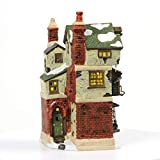 Department 56 Dickens' Village Cratchits Corner Lit