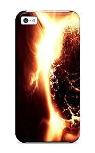 Iphone 5c Case Cover Skin : Premium High Quality Star Colors Nature Stars Case