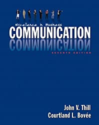 Amazon john v thill books biography blog audiobooks kindle excellence in business communication fandeluxe Gallery