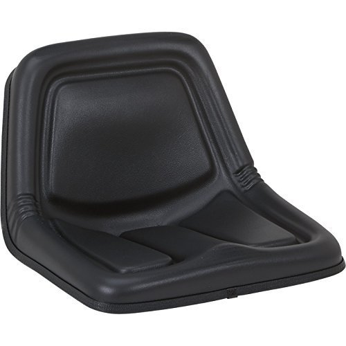 K&M Cub Cadet Tractor Seat - Black, Model# 7519 by K & M