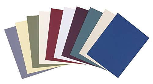 (Crescent Mat Board Assortment, 20 x 32 Inches, Earthtones, Pack of 10)