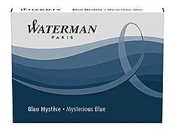 Waterman Fountain Pen Ink Cartridges, Lo...