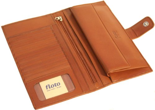 Firenze Leather Document Folder Color: Black by Floto Imports (Image #5)