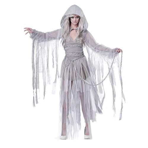 California Costumes Women's Haunting Beauty Ghost Spirit Costume