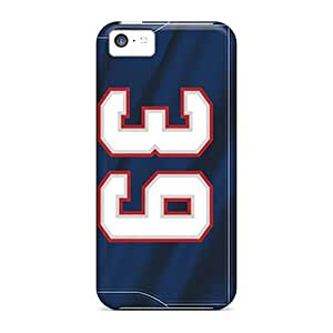 For Iphone Cases, High Quality New England Patriots For Iphone 5c Covers Cases