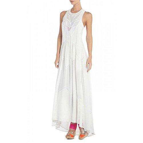 BCBG Maxazria Tahlia Sleeveless Panel Dress PMX6V750