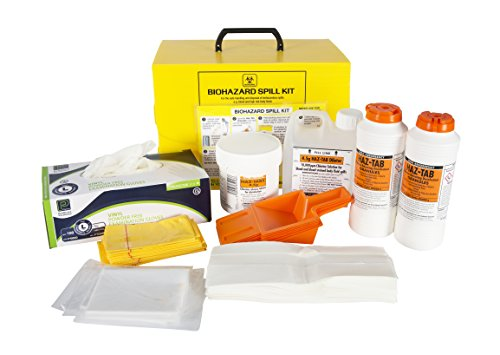 Guest Medical Multi-Use Biohazard Spill Kit - Large