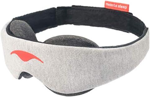 Manta Sleep Mask Adjustable Deepest Possible product image