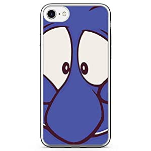 Loud Universe Genie Eyes Aladding iPhone 7 Case Aladdin Classic Cartoon Network iPhone 7 Cover with Transparent Edges