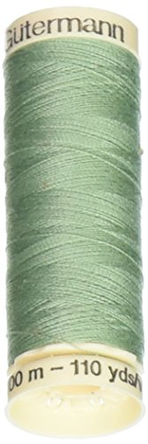 - Gutermann 100P-724 Sew-All Thread 110 Yards-Willow Green