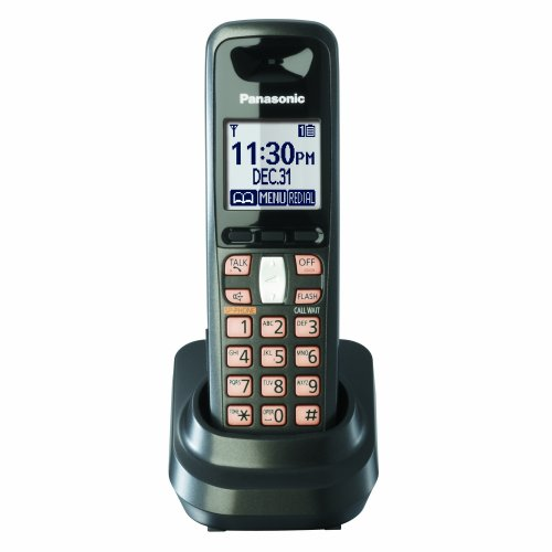 panasonic-kx-tga641t-extra-handset-for-the-kx-tg64xx-series-metallic-black