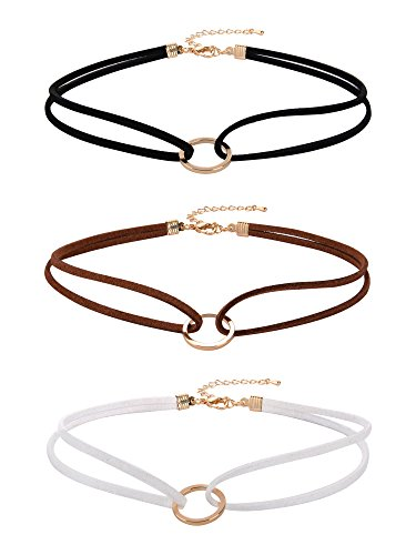 Mudder Velvet Gothic Necklaces Chokers