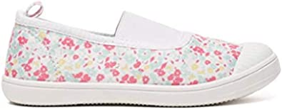 New Baby Girls Pink /& Blue Glitter /& White NEXT Trainers Size 3 4 Infant