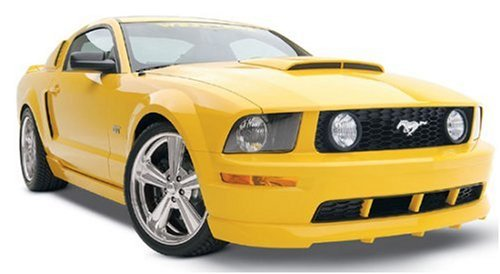 3dCarbon 691026 05-09 Ford Mustang GT 4-Piece Ground Effects Kit (4 Piece Ground Effects)