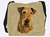 Airedale Tote Bag – 17 x 17 Tote Bag Review