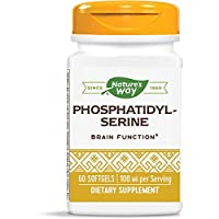 Nature's Way Phosphatidylserine, 100 mg per serving, 60 Softgels