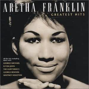 Aretha Franklin Aretha Franklin Greatest Hits Amazon