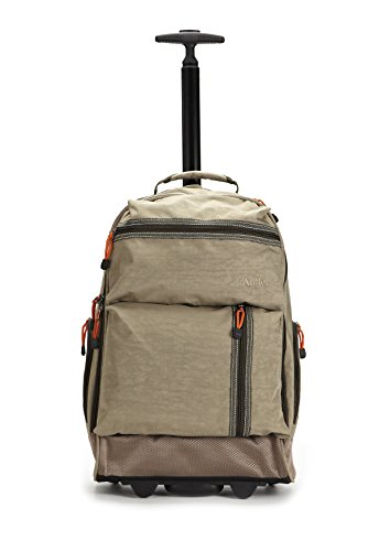 Antler Urbanite Trolley Back Pack, Stone, One Size by Antler (Image #8)