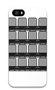 iPhone 5 5S Case Chair Bookshelf 3D Custom iPhone 5 5S Case Cover