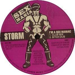 Storm i ma sex maniac