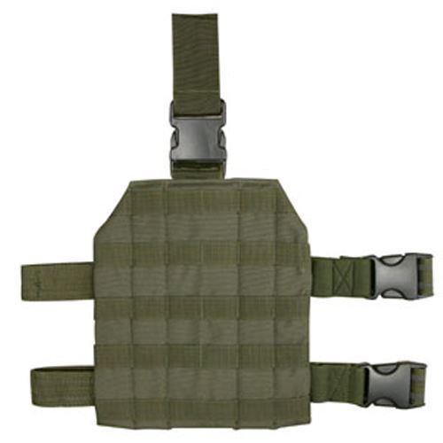 Condor MA1 Tactical MOLLE Drop Leg Platform - OD Green