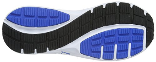 Puma Descendant V4 - Zapatillas Unisex Niños Azul - Blau (Electric Blue lemonade-puma Black 02)