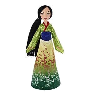 Princesas Disney - Muñeca Mulan (Hasbro B5827ES2)