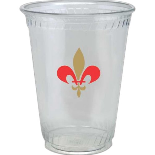 (16/18 oz. Clear Soft-Sided Plastic Cup, full case of 1000)