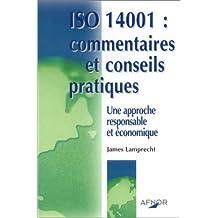 ISO 14001, commentaires et conseils pratiques