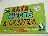 Eat's Shoots & Leaves - Why, Commas Really Do Make A Difference!